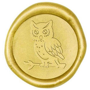 Wax Seal Stamp - Owl