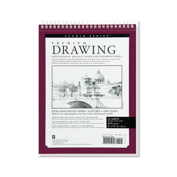 Premium Drawing Pad (8