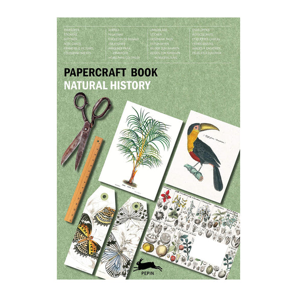 Natural History Paper Craft Book
