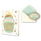 Poppin' Bottles Card/Sticker