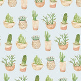 Succulent Gift Wrap (Roll or Single)