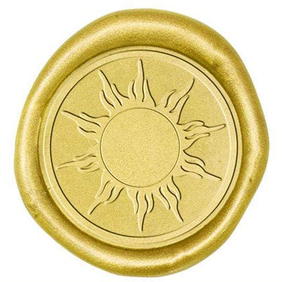 Wax Seal Stamp - Sun