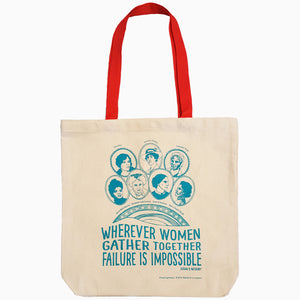 Inspiring Women Tote Bag