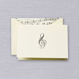 Treble Clef Note (Set of 10)