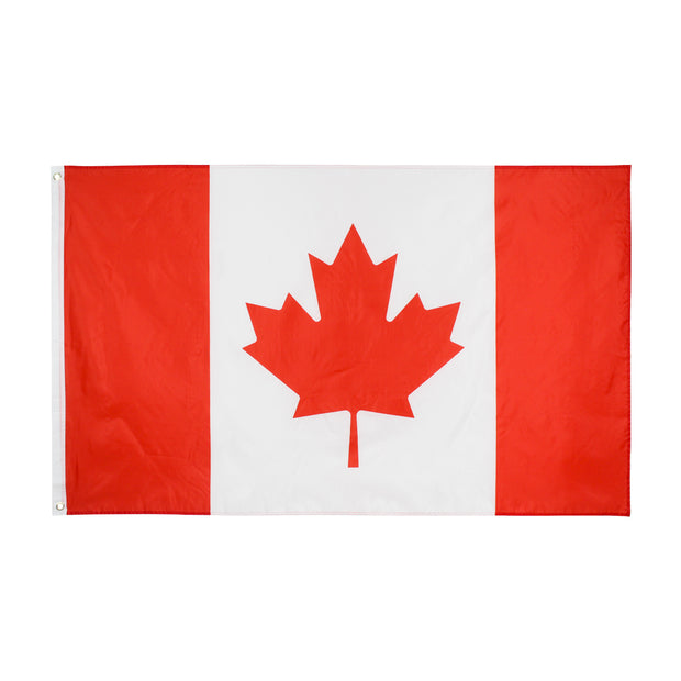 johnin 90*150cm maple leaf can ca canada flag For Decoration