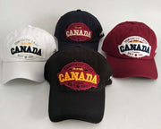 1 Pcs Letter Embroidery CANADA 1845 Baseball Cap Spring Summer Hats For Women And Men 4 Colors 8515