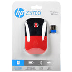 HP Z3700 Optical USB 2.4Ghz Wireless mouse 1200DPI 3-Button Silent Colorful Laptop PC Office wired mouse