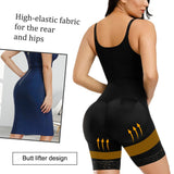Lover-Beauty Women Waist Trainer Butt Lifter Shapewear Full Body Shaper Underbust Bodysuit Slimming Underwear Seamless