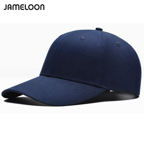 Blank Solid Optional Color Summer Baseball Cap Plain 6 panels Curved Brim Bent Bill Tennis Sport football Golf Badminton Hat