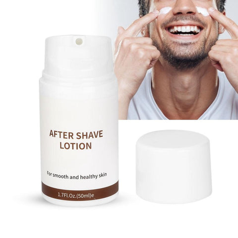 After-shave Lotion Face Moisturizing Cream Men Skin Care Cream 50ml