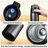 Pinkah 350ML 304 stainless steel portable thermos Cup Thermo Mug Vacuum