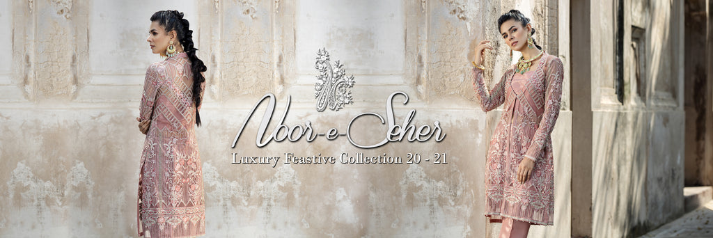 Noor E Seher Collection
