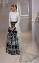 Blouse And Lehenga