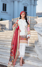 UnStitched 3PCS lawn suit