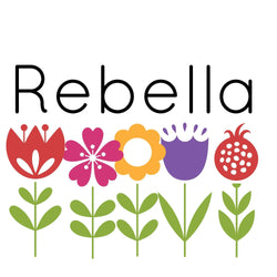 Rebella colorful bags and purses from recycled retro prints and materials EloQshop