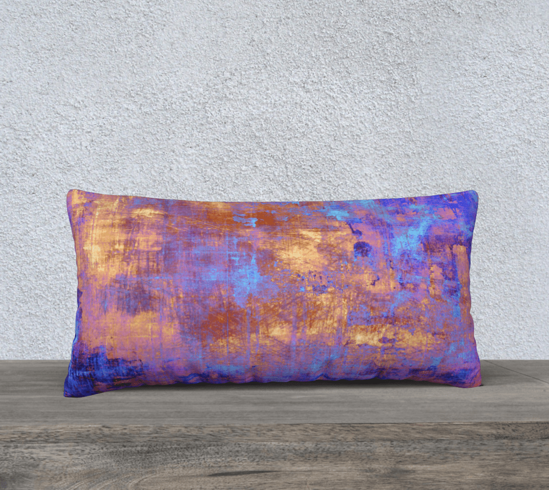 BLAKE PILLOW - threads-by-lulu