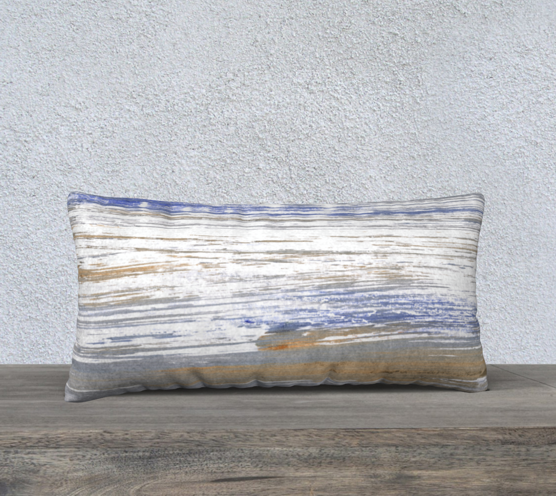 "SERENE ""WHITE"" PILLOW"