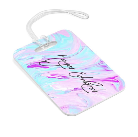 LUCIE BAG TAG - threads-by-lulu