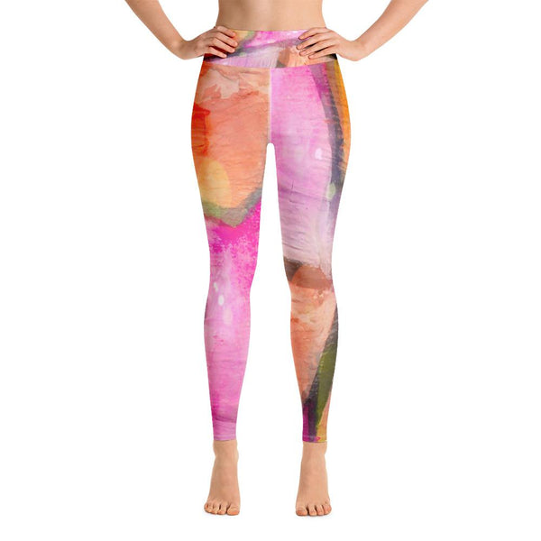 Yoga Leggings - Threads by Lulu