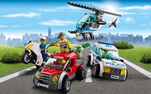 LEGO-police is blocked in social networks due to protests in the US