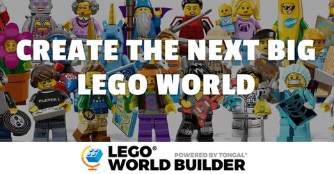 Lego will spend half a million dollars on crowdfunding ideas