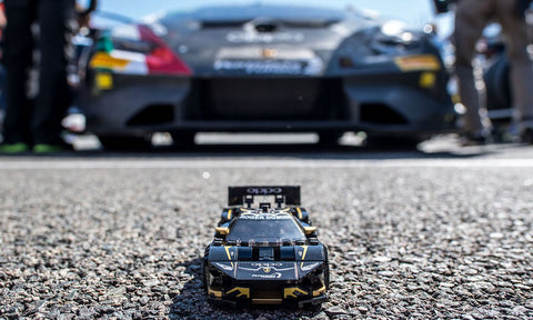 Lamborghini Huracan and Urus will join Lego Speed Champions collection