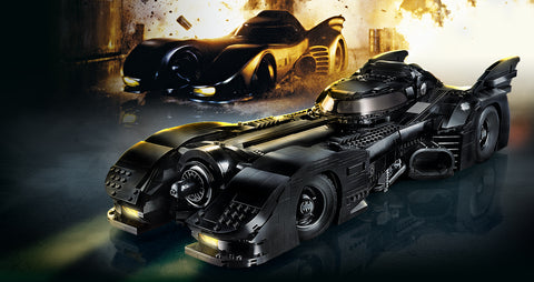 LEGO will release Batmobile set based on the 1989 movie