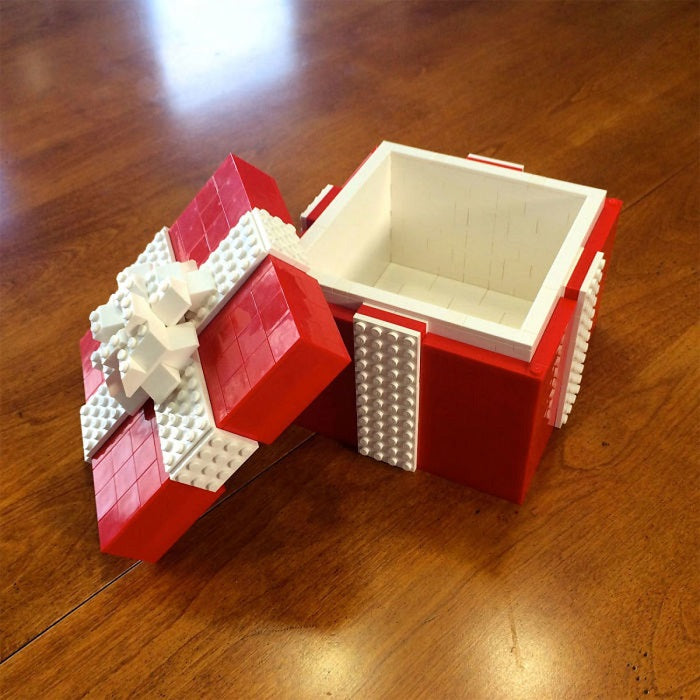 lego gift box idea laminifigs