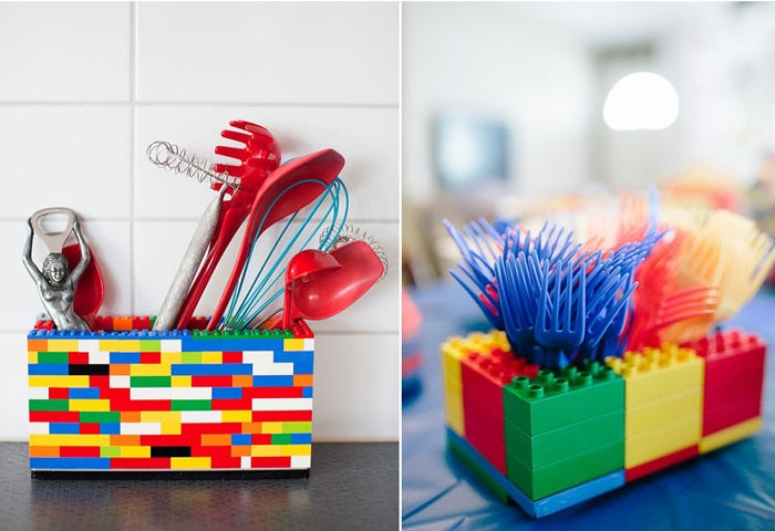 lego kitchen storage idea
