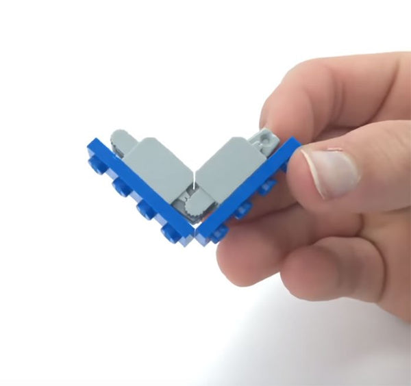 Ingenious ways of connecting LEGO