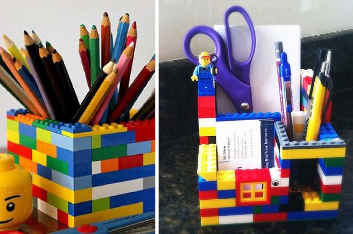 lego table organizer idea laminifigs