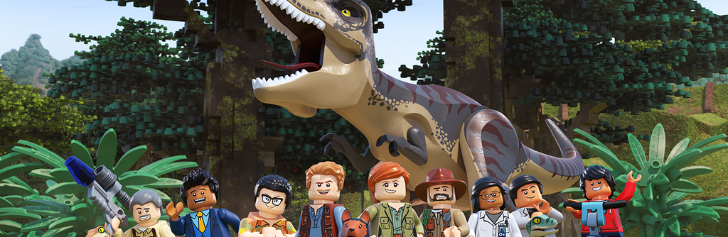 LEGO® dinosaurs chew LEGO® leaves in the new trailer of LEGO Jurassic World (Video) | LAMINIFIGS