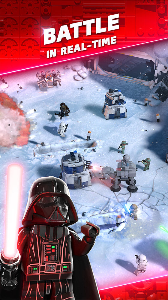 lego star wars battles game announced laminifigs