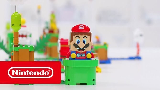 LEGO will release an interactive Super Mario building set | LAminifigs.com