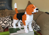 Beagle Dog Sculptures - LAminifigs