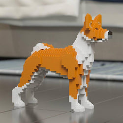 Basenji Dog Sculptures - LAminifigs