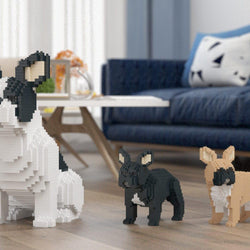 French Bulldog Dog Sculptures - LAminifigs