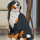 Bernese Mountain Dog Sculptures - LAminifigs