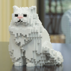 Persian Cats Sculptures - LAminifigs