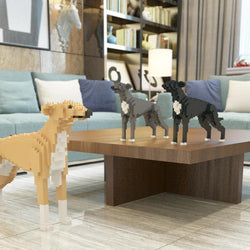 Greyhound Dog Sculptures - LAminifigs