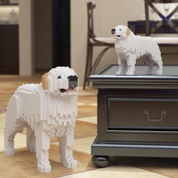 Pyrenean Mountain Dog Sculptures - LAminifigs