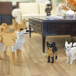 Chihuahua Dog Sculptures - LAminifigs