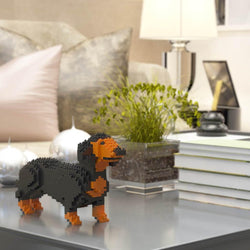 Dachshund Dog Sculptures - LAminifigs
