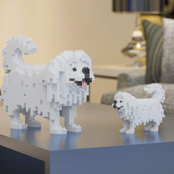 Pekingese Dog Sculptures - LAminifigs