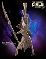 SPEARwomen - Command Group - LAminifigs