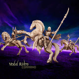 Vestal Riders - Command Group - LAminifigs