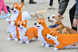 Welsh Corgi Dog Sculptures - LAminifigs