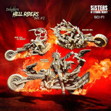 Hell Riders Daughters Box BCM - LAminifigs