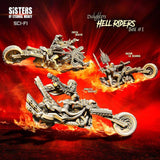 Hell Riders Daughters Box ERW - LAminifigs