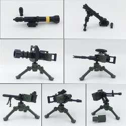 Custom Heavy Weapons & Accessories - LAminifigs